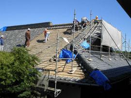屋根改修工事3-3