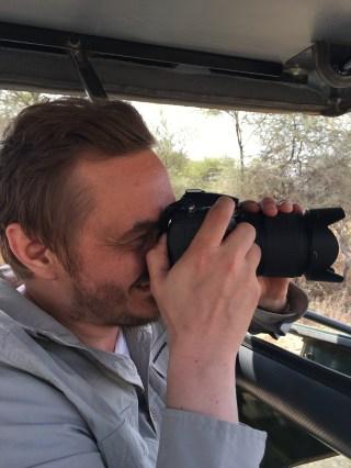 Naturfotografen Thomas