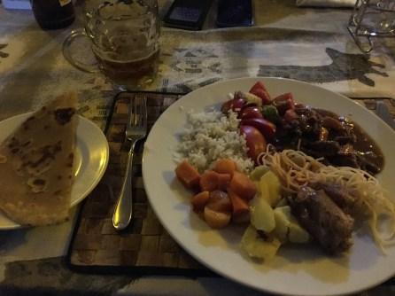 Middagstallerken