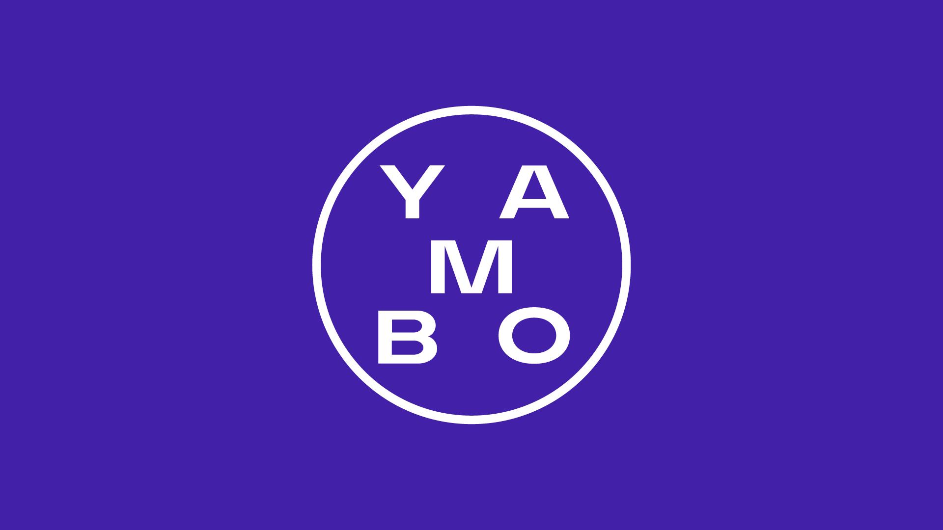 Rebranding 2019 - Yambo Studio
