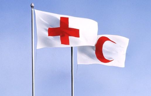 Резултат с изображение за Червеният кръст и Червеният полумесец.