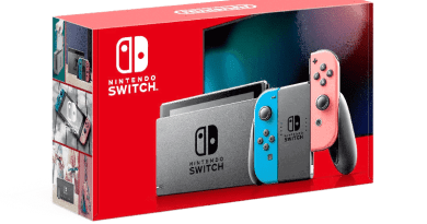 The elusive Nintendo Switch for sale