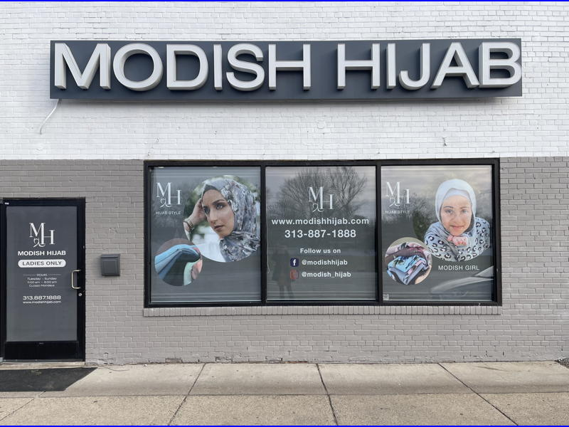 Modish Hijab: Simple, Stylish and Elegant