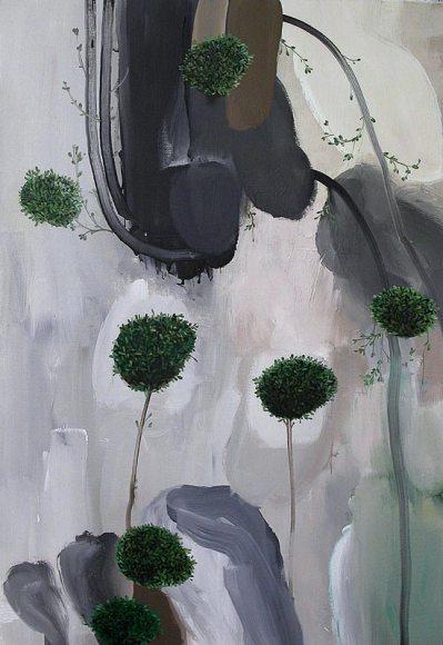 Yamou, Le rocher de Damas. 2003
