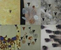 Yamou, De la fleur à l'arabesque montage 1, 1998