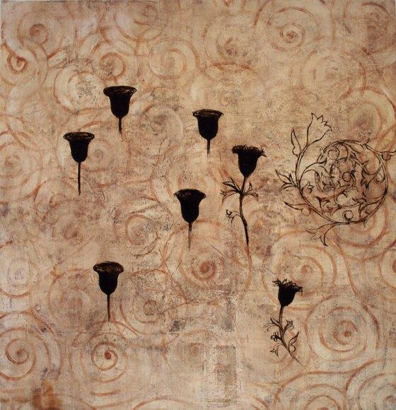 Yamou, De la fleur à l'arabesque G2. 1998