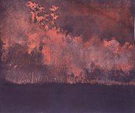 Yamou, Paysage de nuit. 1996