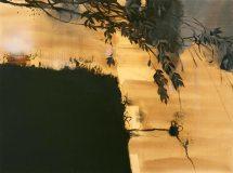 Yamou, Paysage nocturne 2. 1997