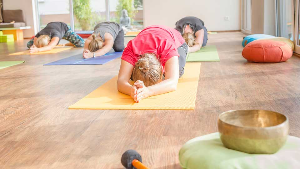 Yin Yoga Workshop Yana Yoga Limburg
