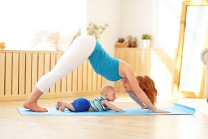 Yoga für Mama & Baby