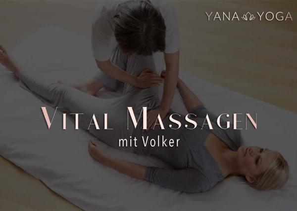 Vital Massagen mit Volker Moschner