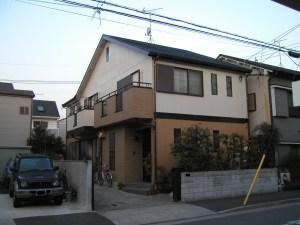 2011年外壁及び屋根の塗装
