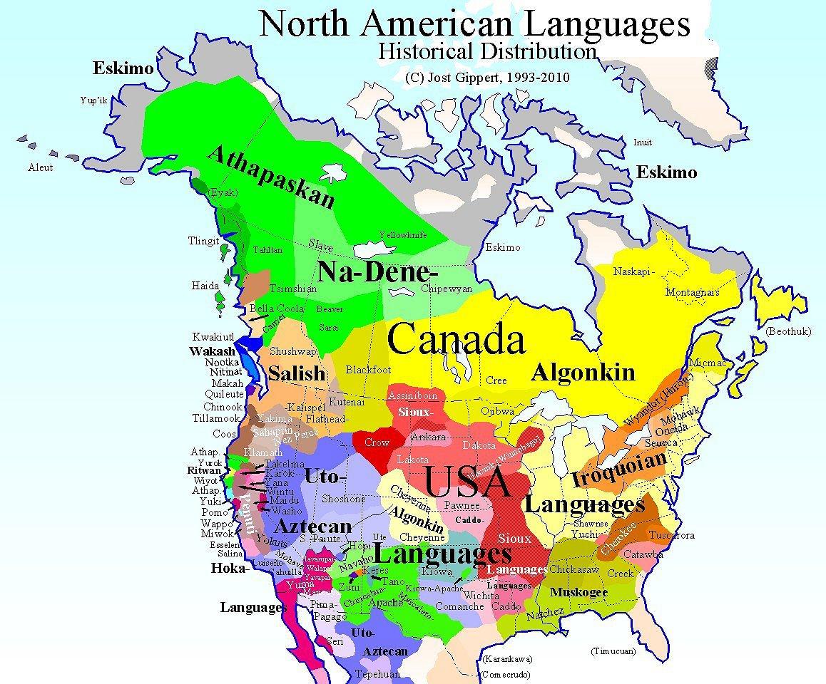 Maps Of Native America Ya Native Blog