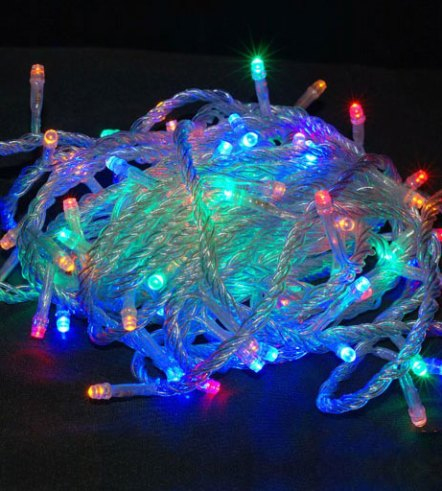indoor led color changing christmas lights