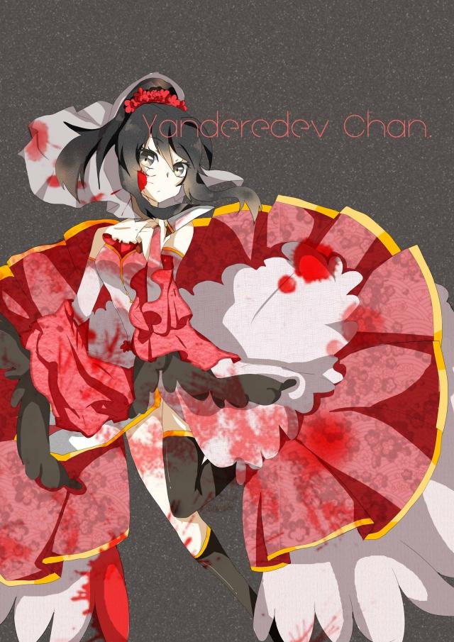 Elegant Yandere-chan