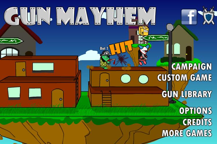 gunmayhem