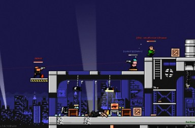 superfighters deluxe game