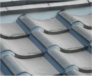 平瓦の正しいラバーロックの工法