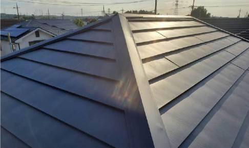 市原市の屋根リフォームの施工事例