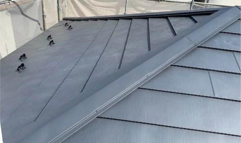 北区の屋根葺き替え工事の施工事例