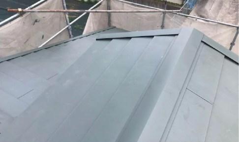 川崎市の屋根リフォームの施工事例