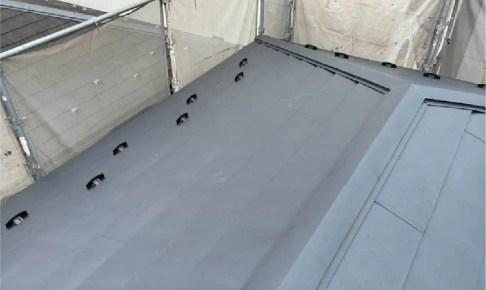 江東区の屋根リフォームの施工事例
