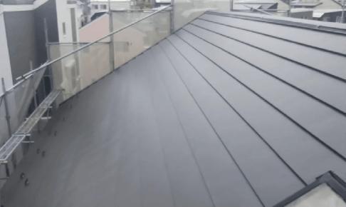 白井市の屋根リフォームの施工事例