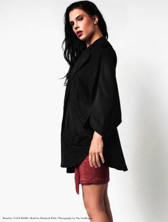 Look 3 YANE MODE New Classy Remain - from Portland's Vintage Sustainability
