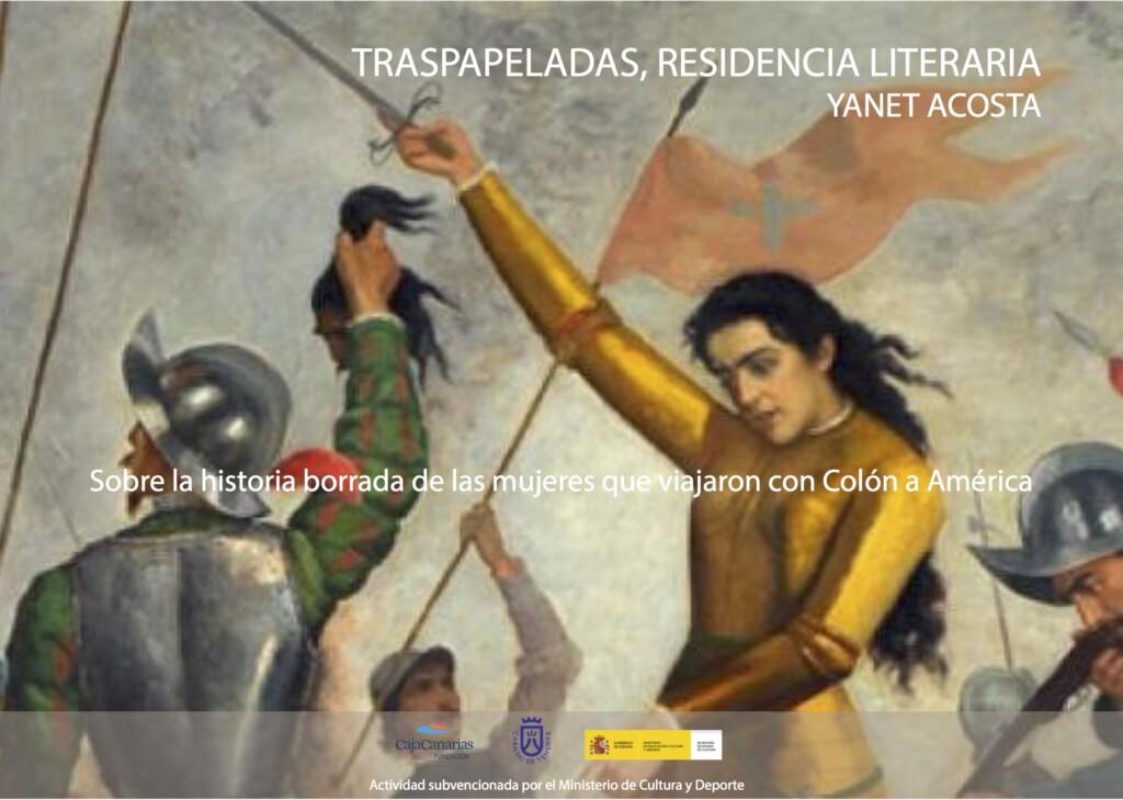 Yanet Acosta, premio La cultura es femenina 2020 a la mejor propuesta histórico-literaria