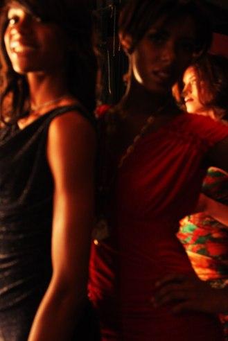 YANE MODE winner knit dress of fffashion Hollywood LA 24