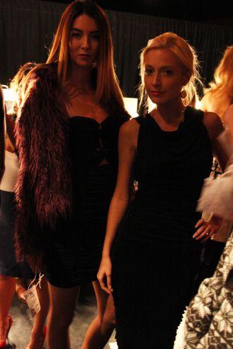 YANE MODE winner knit dress of fffashion Hollywood LA 28