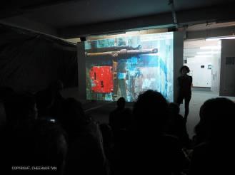 Yan Fong Art Talk onTOPIC OF DISAPPEARING MEMORY