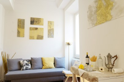 decoartpiece . momento d'oro . golden apartment . interior apartment 16