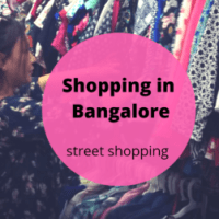 Shopping in Bangalore : 5 best places to shop under budget