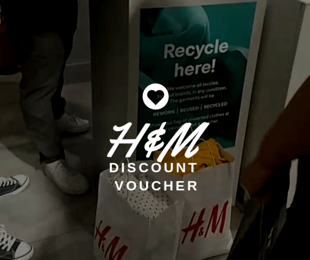 How does H&M recycle work?