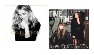 Week 22, 2016 - CelineDion Encore Un Soir & TheLovelocks