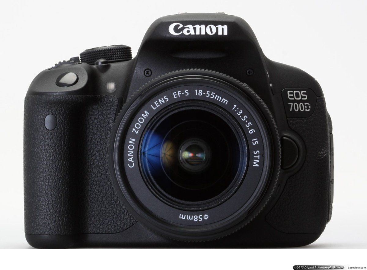 Canon EOS 700D-3
