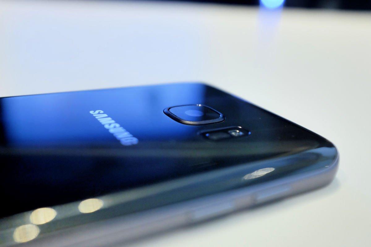 Hands On Kesan Pertama Mencoba Samsung Galaxy S7 Amp S7