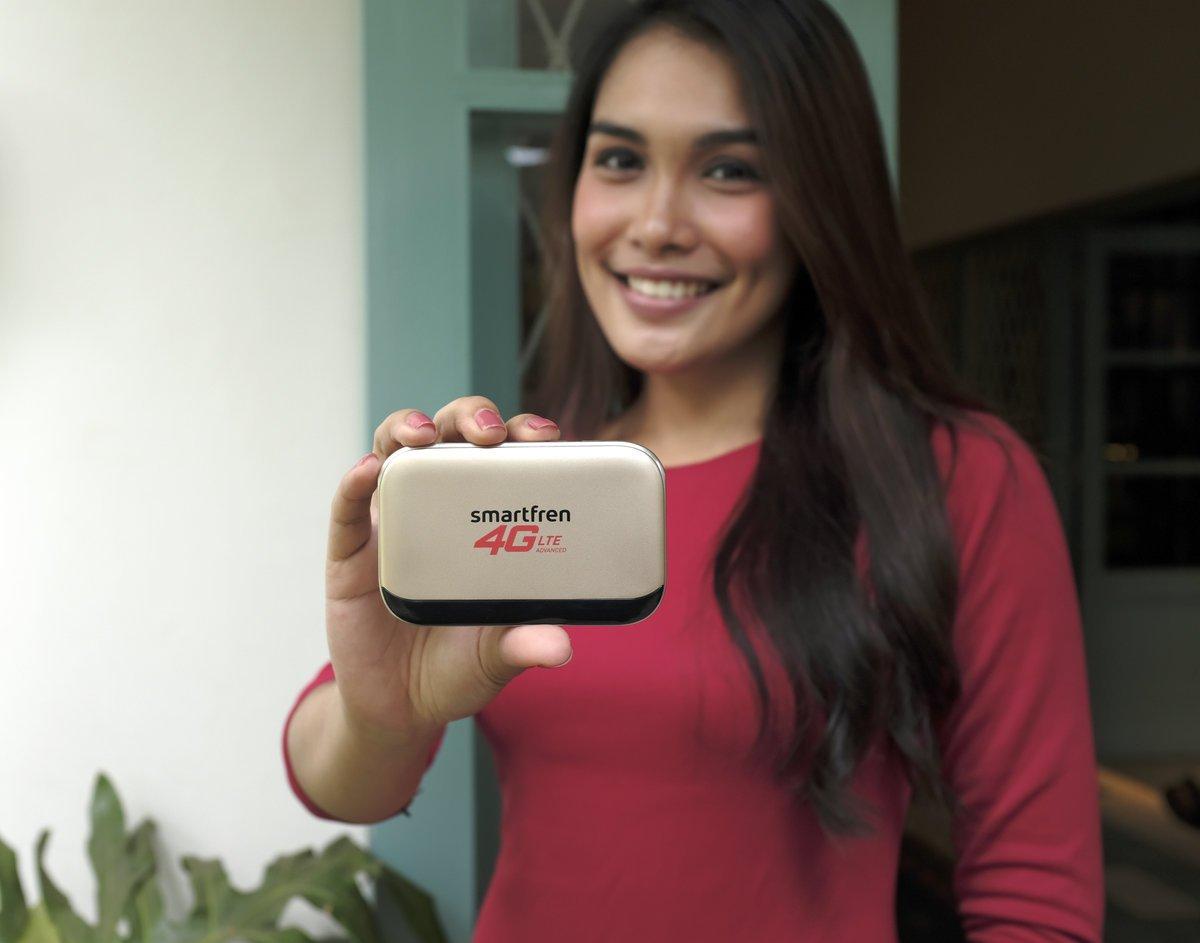 Smartfren Modem Wifi M5 Tawarkan Kuota Internet 150 Gb Bisa Jadi Mifi Andromax M6 4g Lte Alasan Kami Terus Mengembangkan Adalah Karena Hampir Semua Orang Di Indonesia Butuh Kita Sudah Survey Rumah Pun Pengguna Yang