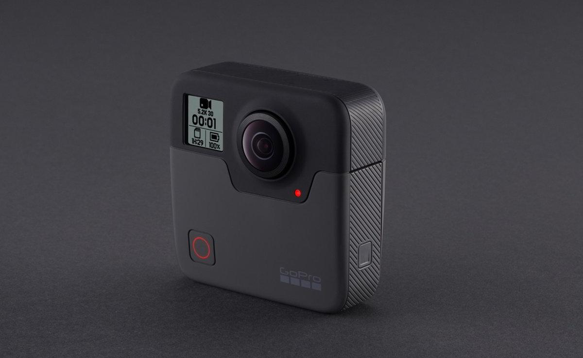 Dibanderol 9 Jutaan Gopro Fusion Mampu Rekam Video 360 Hingga