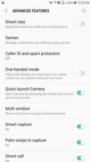 Samsung Galaxy J7+ UI (4)