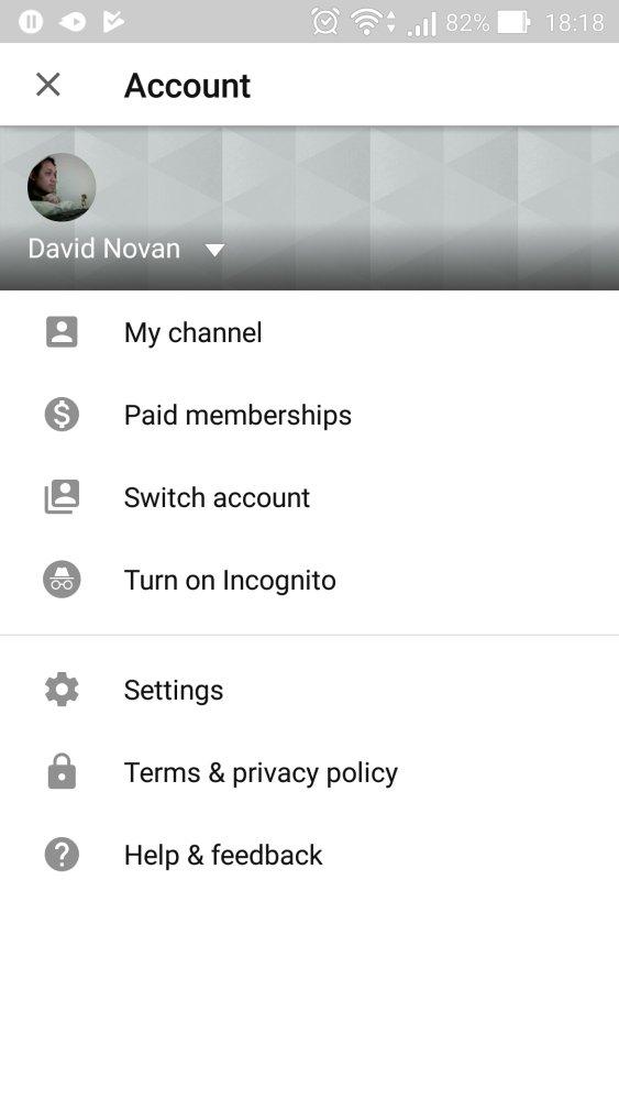 YouTube Incognito 003a