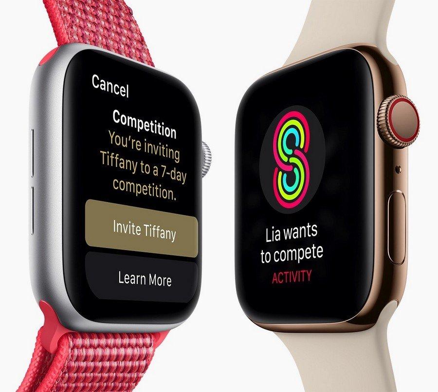 Apple Watch Series 4 Tawarkan Layar Lebih Besar dan Fitur Pemeriksaan EKG