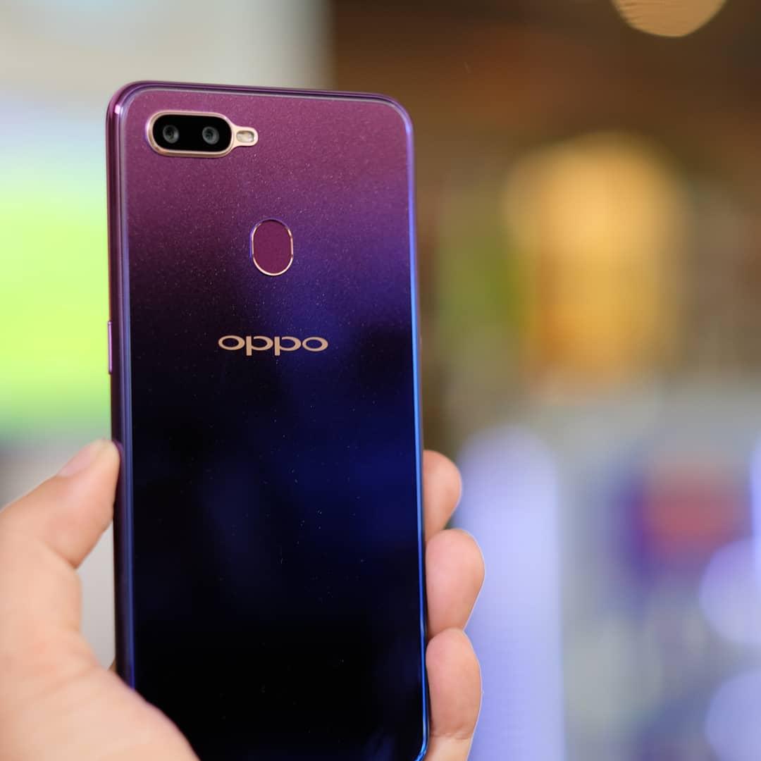 Oppo Luncurkan F9 Starry Purple Dan Varian Ram 6gb Dengan Harga Blue 4gb 64gb Bedanya Kini Hadir Dalam Dua Versi Yaitu Untuk Akan Dijual Di Angka Rp4299000 Rp4999000