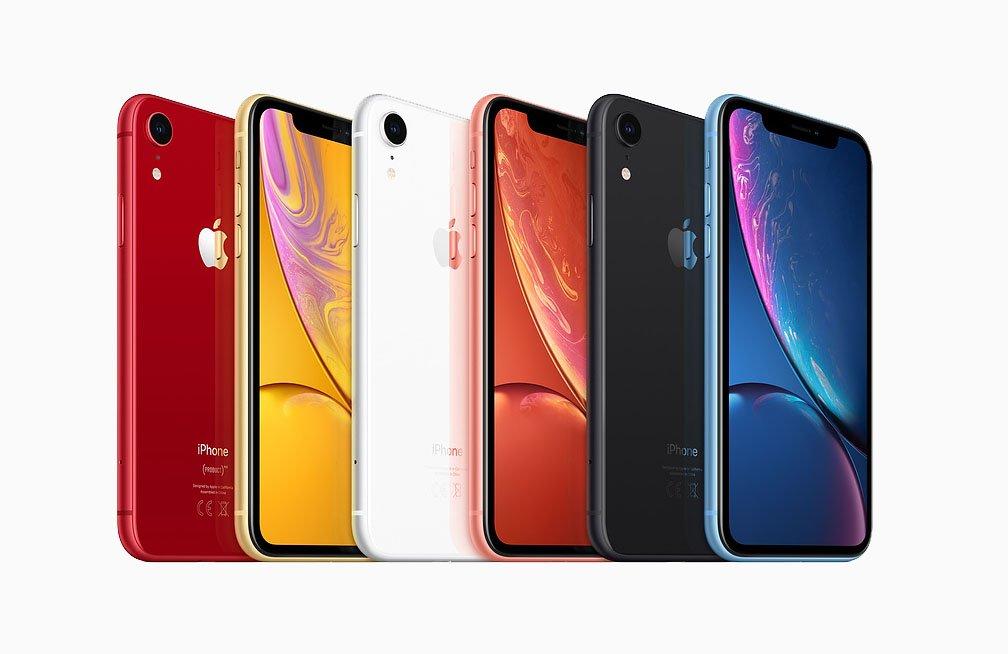 Apple iPhone XR: Harga Lebih Murah, Hadir dengan Beragam Pilihan Warna