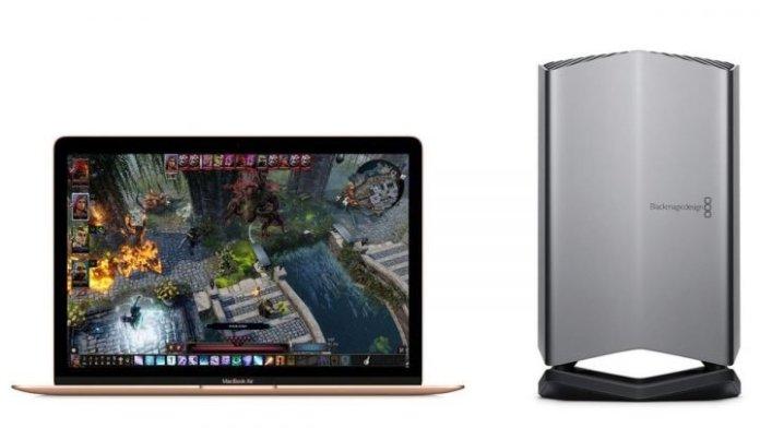 Blackmagic eGPU Pro: Menggunakan AMD Radeon RX Vega 56 untuk Mendongkrak Performa Grafis 2