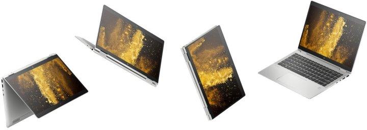HP EliteBook x360 1040 G5: Laptop Konvertibel Kelas Bisnis yang Tipis dan Ringan