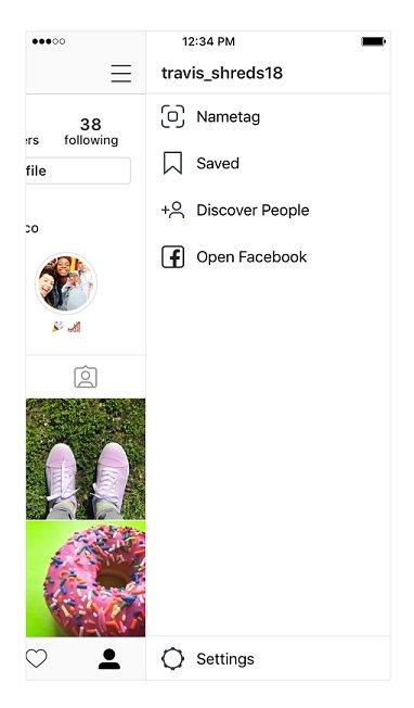 [Tutorial] Cara Menggunakan Fitur Nametag di Instagram 1