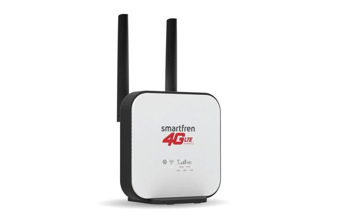 Smartfren Luncurkan Wi-Box 4G, Perangkat untuk Internet Rumahan 1