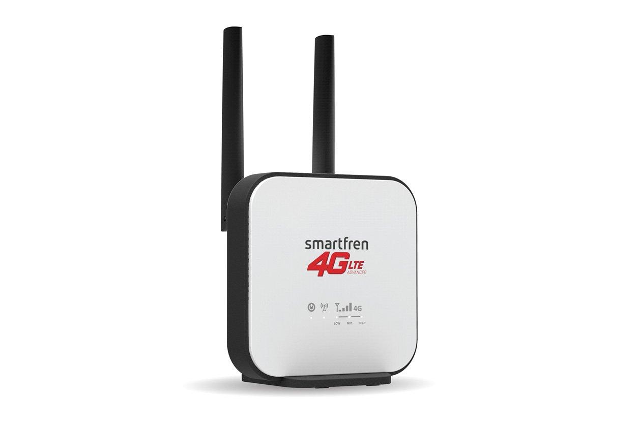 Smartfren Luncurkan Wi-Box 4G, Perangkat untuk Internet Rumahan